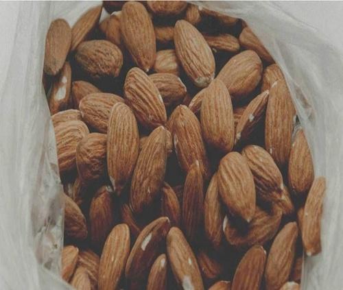 Organic and Healthy Sweet California Almonds