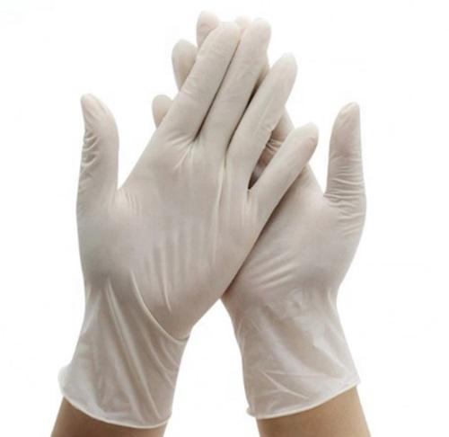Powder Free Anti Virus Clear Transparent Examination Medical Disposable Pvc Vinyl Gloves