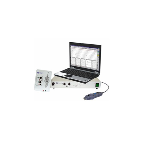 White RMS Digital Portable EMG Machine