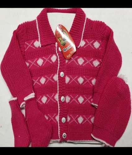 Woolen Knitting Suit