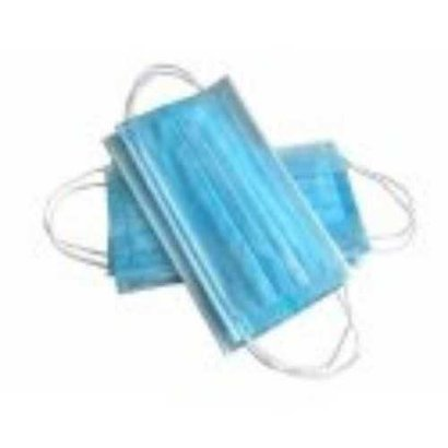 Blue Personal Safety Disposable Face Mask