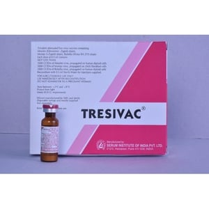 Tresivac Measles Mumps And Rubella Vaccine Ip
