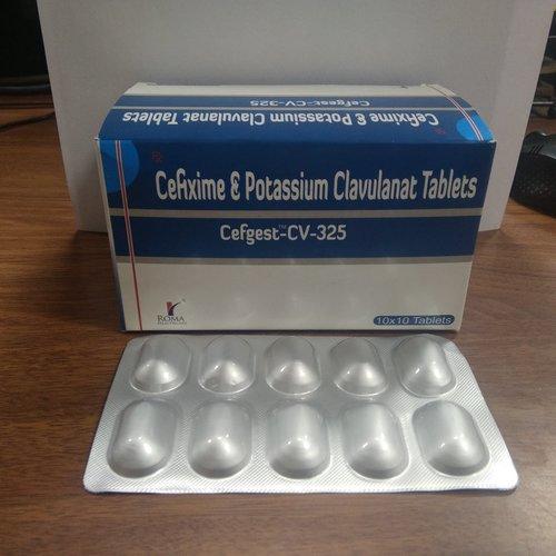 Cefgest-Cv 325 Tablet