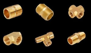 Industrial Bronze Pipe Fitting