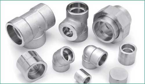 Ms Forge Pipe Fitting