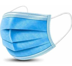 Personal Safety 3 Ply Face Mask