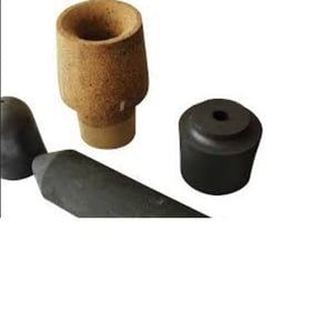 Refractory Immersed Nozzle For Construction