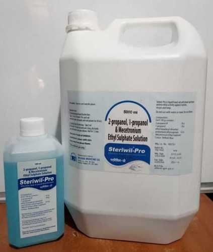 Steriwil Pro Hand Disinfectant Or Sanitizer