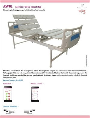 AW01 - Smart Fowler Bed