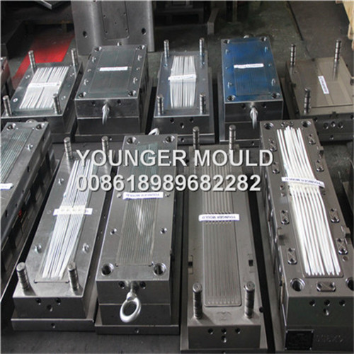 Cable Tie Injection Mould Material: H13