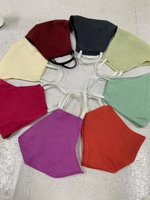Double Layer Cotton Face Mask