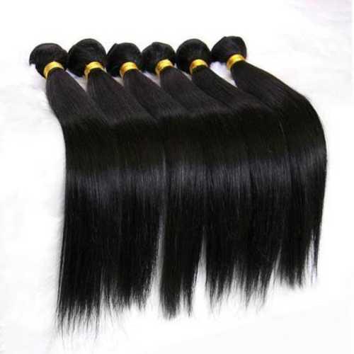 Black Bulk Human Hair