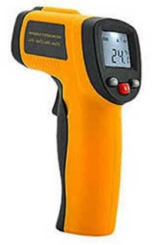 LED Display RTEK Non Contact Infrared Thermometer