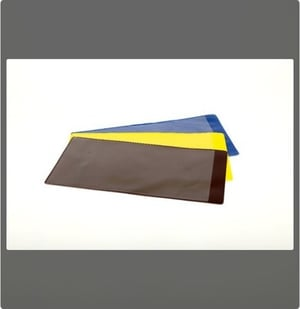 Plastic Bank FD and ATM Covers