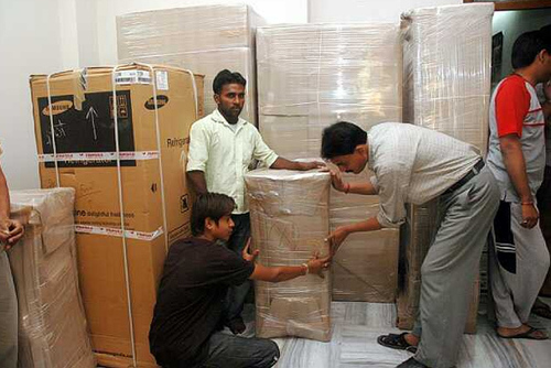Heavy Goods Packers And Movers