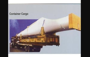 Industrial Container Cargo Handling Services