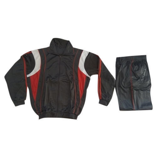 Mens Polyester Running Tracksuit