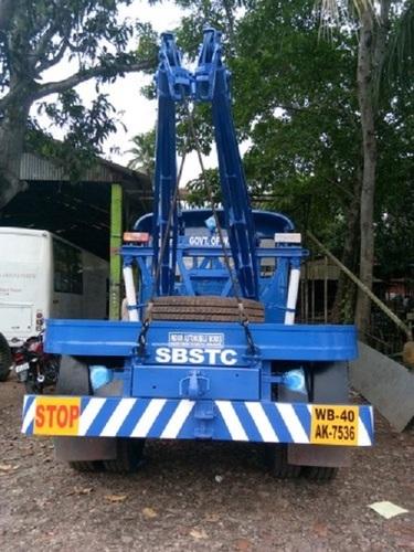 Mild Steel Towing Vehicle