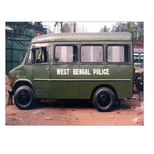 Police Van Fabrication Services
