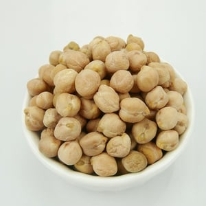 White Peas Beans Hand Picked Selected