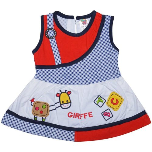 Baby Girls Frock 100% Cotton