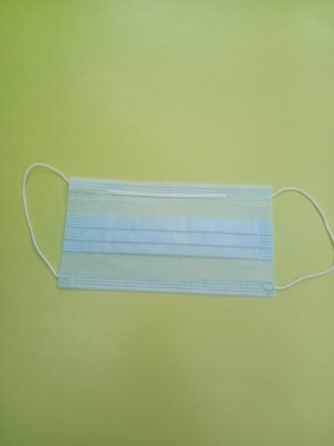 3 Ply Non-Woven Face Mask (Elastic/Tie)