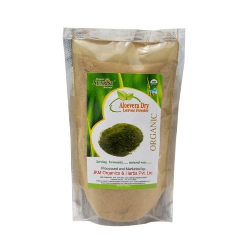 Aloe Vera Green Leaves Powder