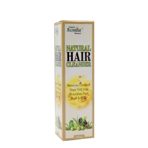 High Effective Natural Hair Cleanser