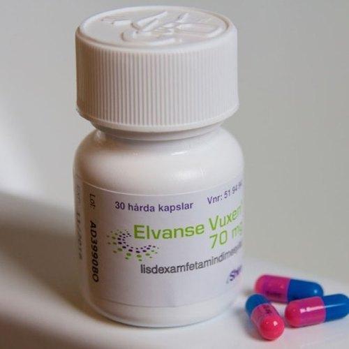 Lisdexamfetamine Tablet 70MG