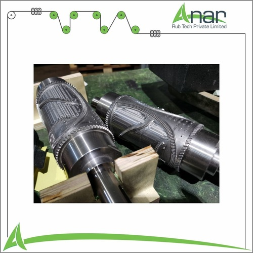 N95 Face Mask Cutting And Sealing Roller Die
