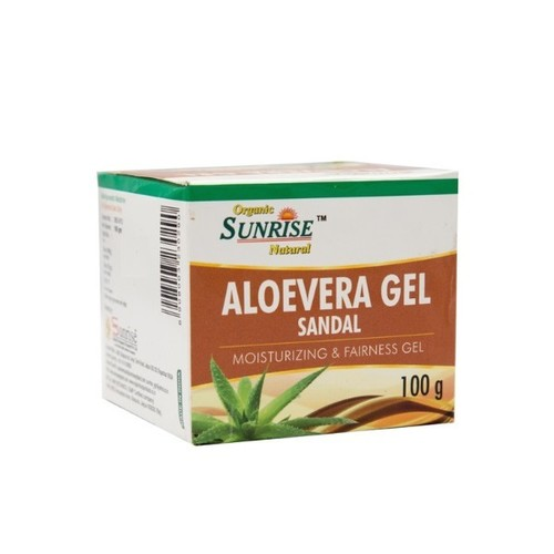 Natural Aloevera Sandal Gel