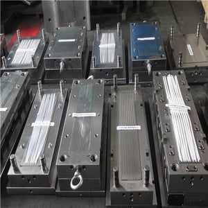 Strong Nylon Cable Tie Mould