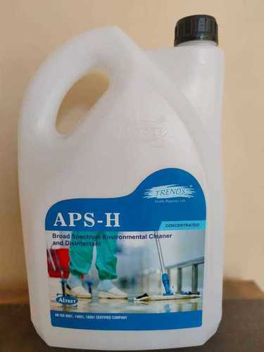 Broad Spectrum Environmental Cleaner And Disinfectant