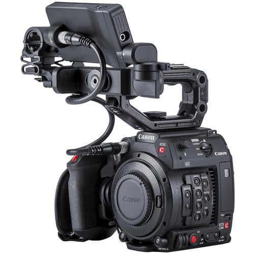 EOS C200B Cinema Camera With Accessory Kit EF Mount (Canon)