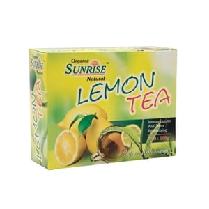 Lemon Tea Indian Spices And Herbs