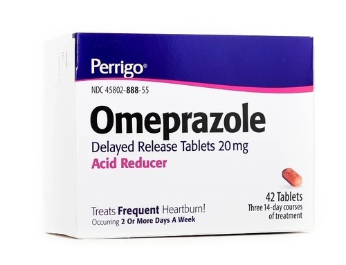 Omeprazole Tablet 20MG