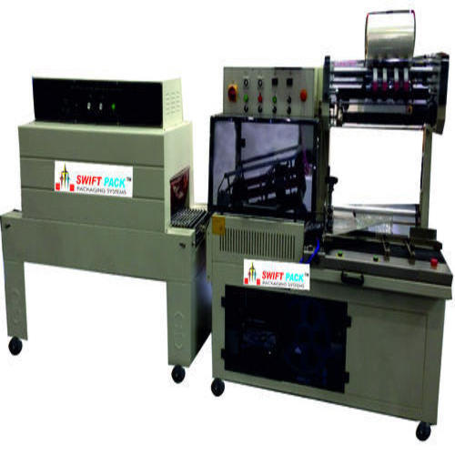 Automatic L- Sealer With Shrink Tunnel