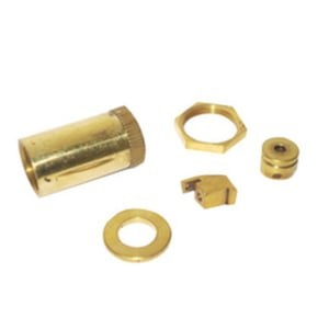 Brass Lock Nuts, Washers and Switch Parts
