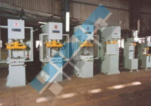 Industrial Hydraulic Notching Presses