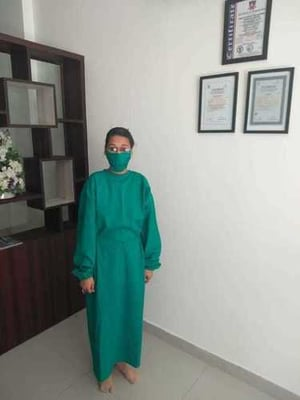 OT Gown For Hospitals