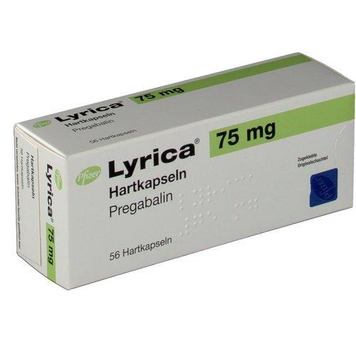 Pregabalin Tablet 75 Mg