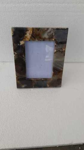 Agate Photo Frames