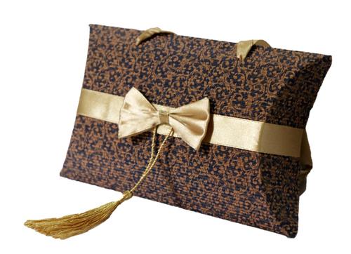 Designer Paper Chocolate Boxes