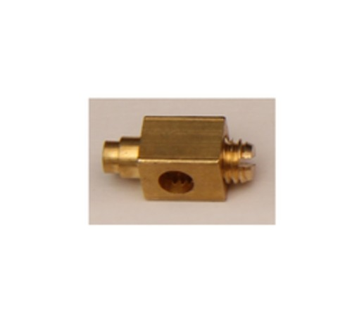 Electro Plated Natural Brass Terminal