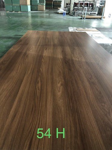 Melamine Faced Mdf Board Core Material: Harwood