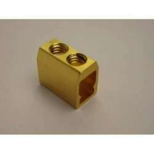 Nickel Coated Brass Fuse Connectors