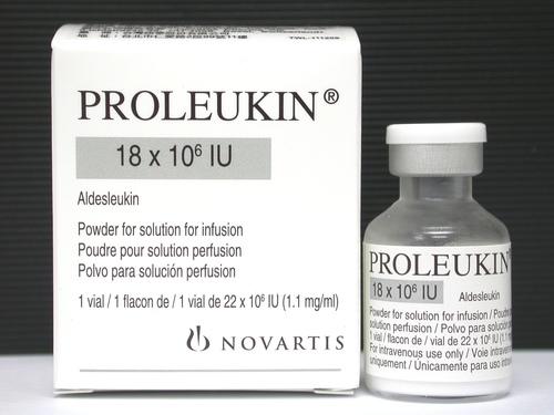 Proleukin Aldesleukin Powder For Injection