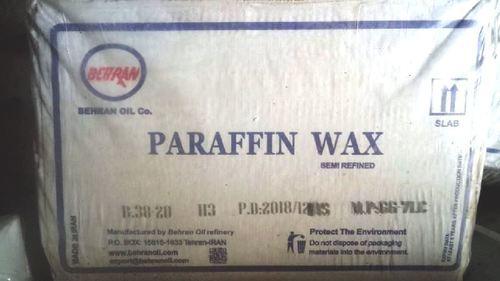 Solid H3 Paraffin Wax