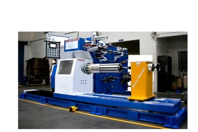 Cast- Resin Transformer Application Fully Automatic Lv Foil Winding Machine Certifications: Ce