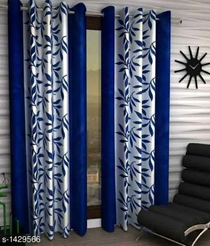 Eyelet Fancy Design Curtain